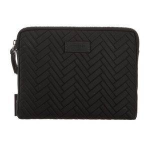 Mackage Quilted iPad Case with Tags